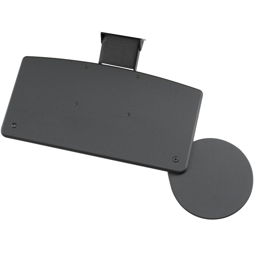 Adjustable Keyboard Platform With Swivel Mouse Tray Ed