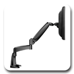 Workrite PA3000 Poise Heavy Duty Flat Panel Display Monitor Arm PA-3000