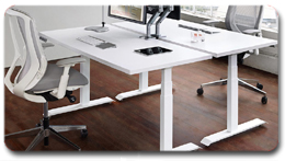 Workrite Fundamentals EX Electric Height Adjustable Tables