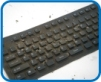 Adesso AKB-230 Flexible Full-Sized Keyboard with Dirt and Dustproof