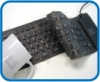 Adesso AKB230 Flexible Full-Sized Keyboard with waterproof