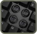 Quiet Membrane Key Switches