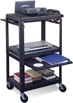 Balt 89842 Adjustable Laptop Carts