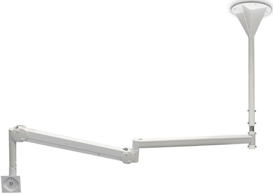 "AFC AFC107 LCD Ceiling Mount (Overall Reach 68"")"