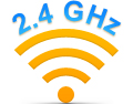 Advanced 2.4 GHz Wireless