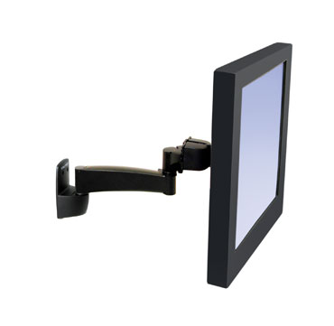 Ergotron 28-108-200 Wall Mount 200 Series Arm