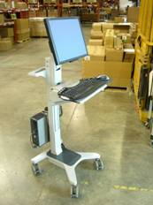 Ergotron 24-182-055 Neo-Flex Mobile WorkSpace