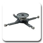 Ergotron 60-623 Neo-Flex Projector Ceiling Mount Black
