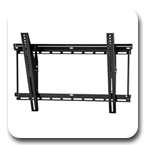 "Ergotron 60-612 Neo-Flex Tilting Wall Mount UHD Ultra Heavy Duty for 37"" to 63"" Flat Panel Black"