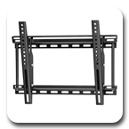 "Ergotron 60-613 Neo-Flex Tilting Wall Mount VHD Very Heavy Duty for 23"" to 42"" Flat Panel Black"