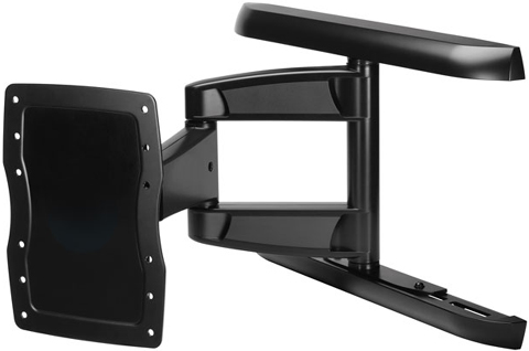 "Ergotron 60-616 TM Cantilever Tilting Wall Mount UHD Ultra Heavy Duty for 35"" to 55"" Flat Panel Displays Black"