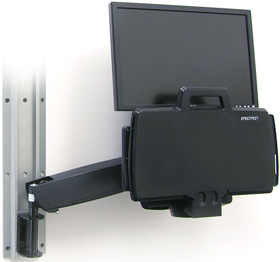 Folded image of Ergotron 45-216-200 StyleView HD Combo System