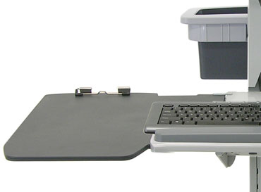 Ergotron 97-483-055 Extended Worksurface for Neo-Flex Mobile Carts