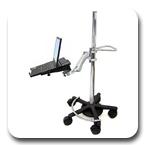 Ergotron Laptop Stand with LX Arm