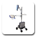 Ergotron LX Mobile WorkStand