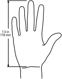 Evoluent VM4S Hand Size