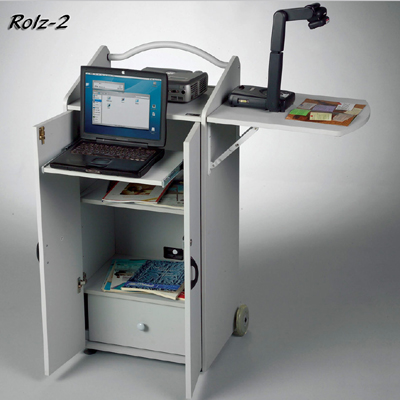 Balt 89765 Rolz 2 Conference Center W/ Storage For AV Equipment
