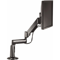 Chief KCG110B or KCG110S Height-Adjustable Dual Arm Desk Mount