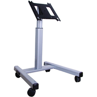 Chief PFMUB or PFMUS Flat Panel TV Confidence Monitor Cart for 42 to 71 inch Display