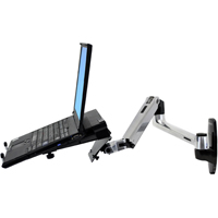 Ergotron LX Wall Mount Notebook Arm
