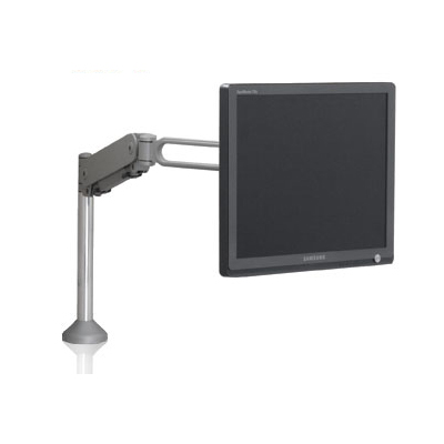 Humanscale m4 lcd monitor arm desk mount or wall mount for Build your own wall mounted desk