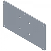 Innovative 7VESA1x2 VESA Adapter Plate 100x200 mm
