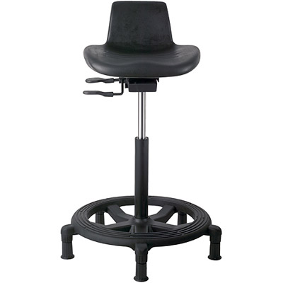 Office Master WS15 Ergonomic Sit-Stand Workstool
