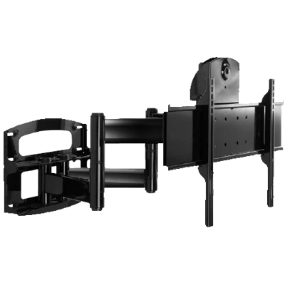 Peerless Hg Series Articulating Dual Wall Arm With