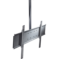 "Peerless PLCM-UNL Universal Straight Column Flat Panel 32"" to 60"" LCD Ceiling Mount PLCMUNL"