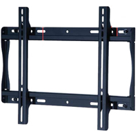 "Peerless SF640 Universal Flat Wall Mount for 23-46"" LCD LED Screen SF640-S SF640P SF640P-S"