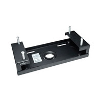 "Peerless ACC558 or ACC559 Single Monitor I-Beam Clamps Slim/Small 10.55"" Tray"