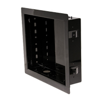 Peerless Ib40 In Wall Box For Up To 40 Quot Lcd Screens Black