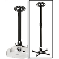 Peerless PPB PRO Adjustable Projector Ceiling or Wall Mount up to 50 lbs
