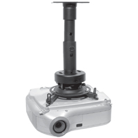 Peerless PRS-KIT0811 Height Adjustable Projector Ceiling Mount PRSKIT0811
