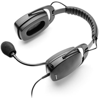 Plantronics SHR208301 Ruggedized Headsets SHR2083-01