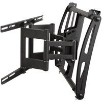 "Premier AM175 Articulating Swing out Wall Mount Arm up to 63"" Flat Panel Display"
