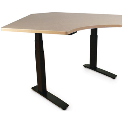Corner Office Table