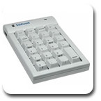 Goldtouch GTC-MACW Apple Compatible Numeric Keypad GTCMACW