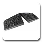 Goldtouch GTN-0099 PC Compatible V2 Adjustable Ergonomic Keyboard