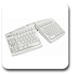 Goldtouch GTN-0033 PS2 Adjustable Keyboard GTN0033