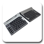 Goldtouch GTP-0055W Go Wireless Bluetooth Keyboard