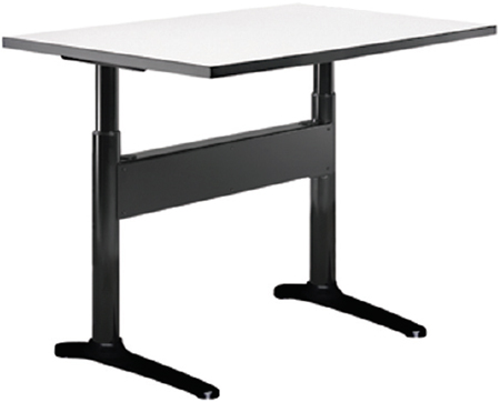 IdeaAtWork Proliftix Electric Rectangular Sit-Stand Height Adjustable Table
