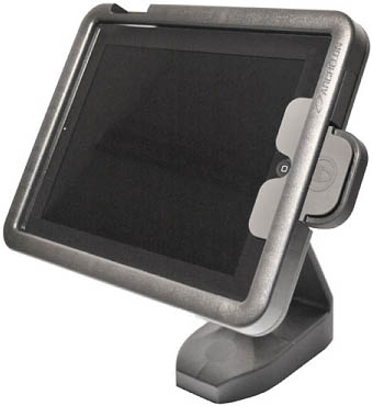 Archelon APiP01W Secure Protected iPad Enclosure SWIPE Table Top Mount