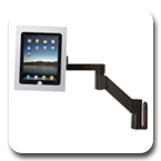 Innovative 3500-8424 Secure iPad Holder Short Reach Arm