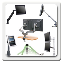 Innovative LCD Arms is the leading manufacturer of ergonomic, space-saving laptop and keyboard arms and mounts for large display flat panel monitors, projectors, notebooks and tablet PCs. Innovative products have received design awards.