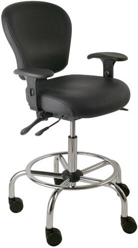 Office master cls53 classic multi functional ergonomic lab for Collection master cls
