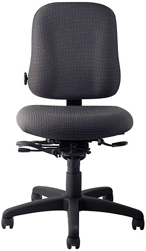 Office Master EF74 Electrostatic Discharge ESD Multi Functioned Cross Performance Task Chair