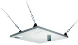 Peerless CMJ455 Lightweight Suspended Ceiling Kit White