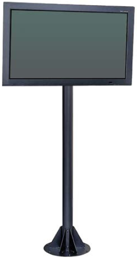 "Peerless COL510P Floor Stand Pedestal Mount for 32""-50"" LCD and Plasma Screens"