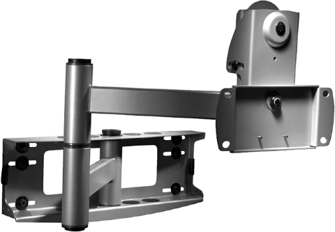 "Peerless PLA50 Articulating Wall Mount Arm for 32-50"" Flat Panel Display"